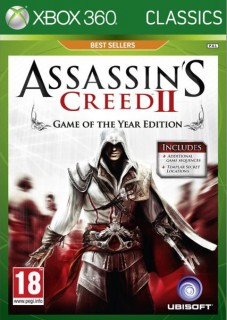 Assassin's Creed 2 Game of the Year Edition Xbox 360